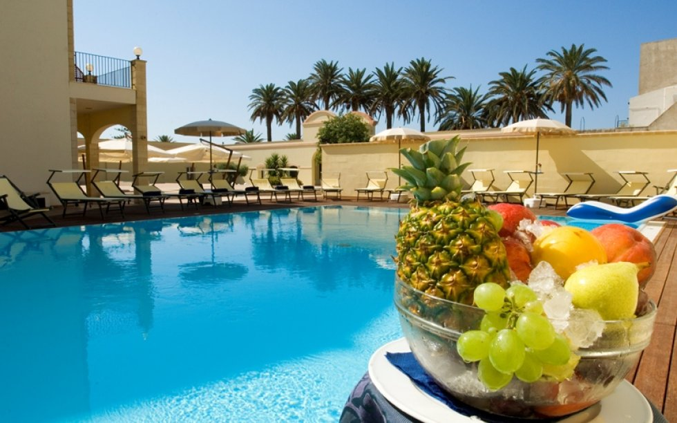 Mahara Hotel Mazara Del Vallo Italien