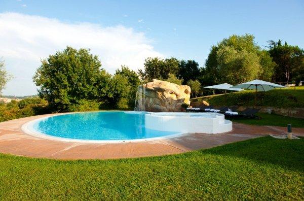 Hotel La Meridiana**** a Perugia/Umbria
