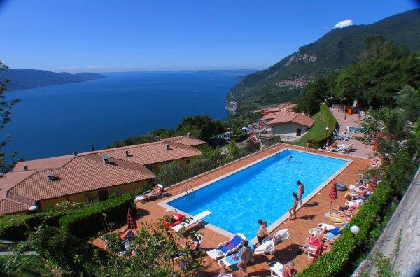 Hotel La Rotonda*** a Tignale/Lago di Garda