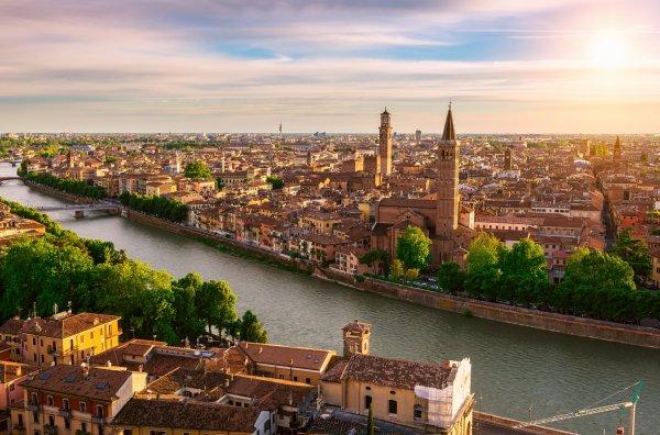 Best Western Hotel Antico Termine**** a Verona/Veneto
