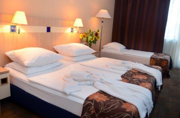 Hotel Diana*** a Murska Sobota/Slovenia