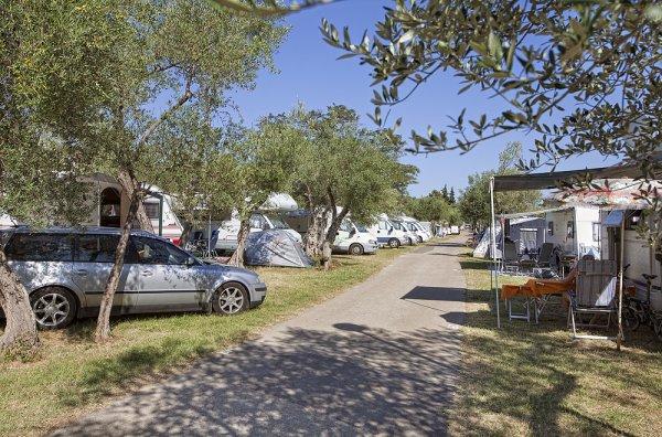 Camping Oliva - Croazia/Rabac