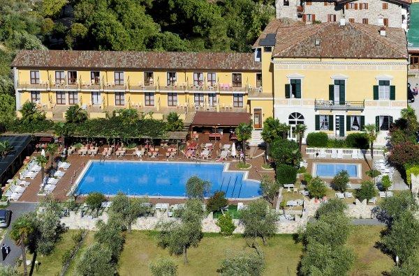 Hotel Antico Monastero **** a Toscolano Maderno