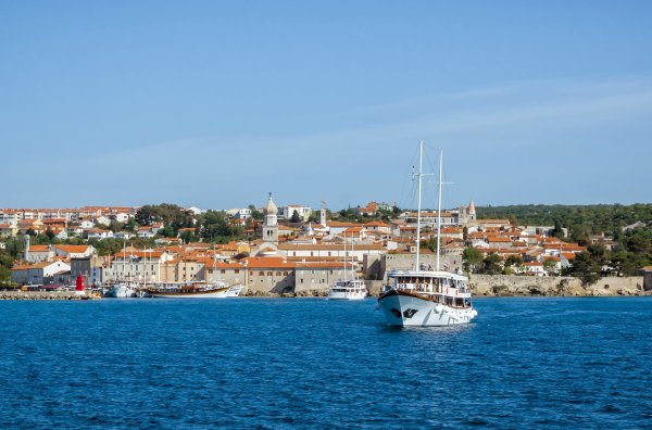 Croazia - Crociera Blu in Caicco da Rijeka