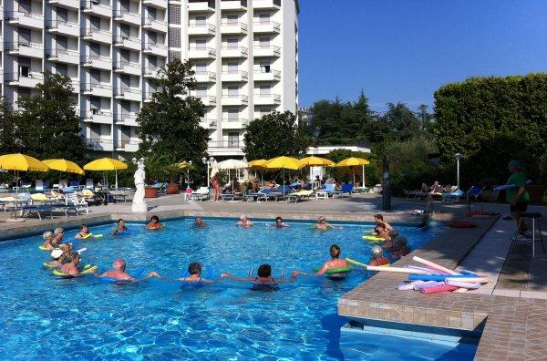 Hotel Ariston Molino Buja**** - Abano Terme/Veneto