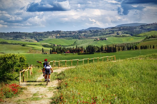 Fattoria Pieve a Salti a Buonconvento/Toscana