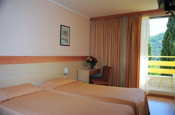 Hotel Hedera*** a Rabac/Istria