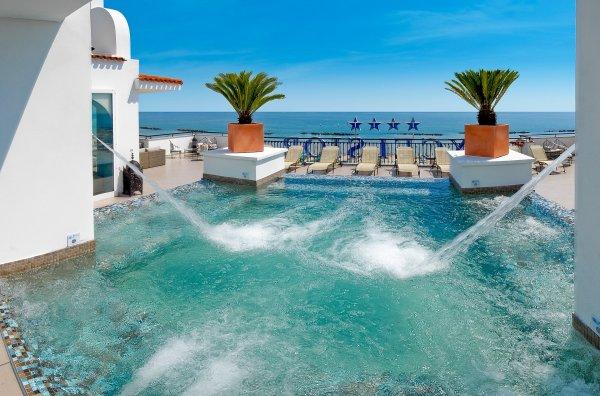 Grand Hotel Excelsior**** a San Benedetto del Tronto/Marche