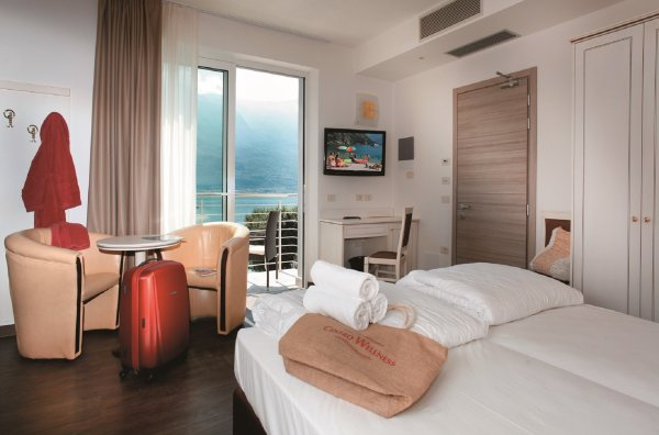 Hotel Sogno del Benaco**** a Limone/Lago di Garda