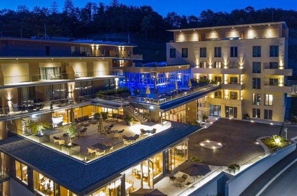 Atlantida Boutique Hotel***** a Rogaska Slatina/Slovenia