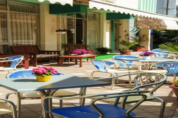 Hotel Staccoli*** a Rimini/Adria