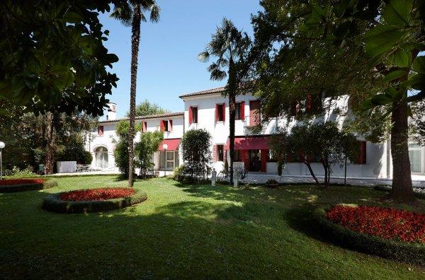 Hotel Villa Patriarca**** a Mirano/Veneto
