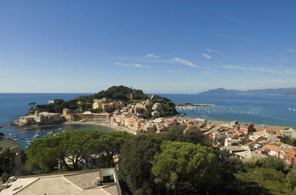 Villa Pozzi a Sestri Levante/Liguria