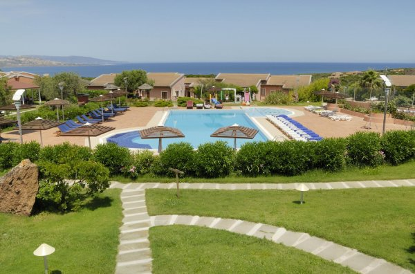 Club Hotel Cala Rosa**** a Stintino/Sardegna
