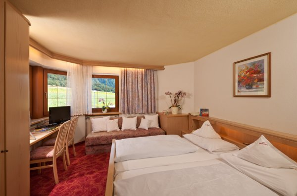 Hotel Rosenheim*** - Alto Adige/Rodengo