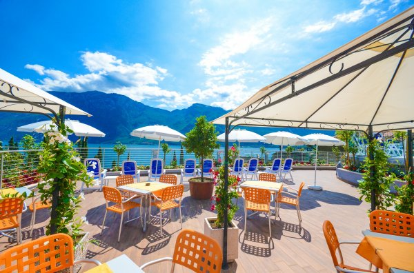 Garda Suite Hotel**** - Lago di Garda/Limone sul Garda